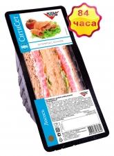 Бутерброд с лососем  125 г