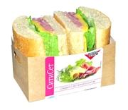 Сэндвич с ветчиной и сыром 205 г