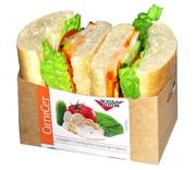 Сэндвич с курицей и салатом Романо 193 г