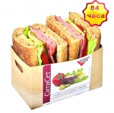 Сэндвич с ростбифом и томатами 198 г