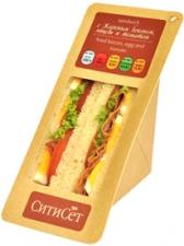 Бутерброд с беконом. Премиум. 163 г
