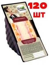 Сэндвич с курицей и беконом 152г (120 ШТ)