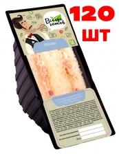 Сэндвич с лососем  125г (120 ШТ)