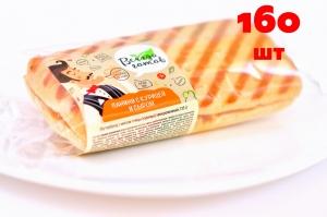 Панини с курицей и сыром 135г (160 ШТ)